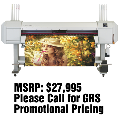 Mutoh ValueJet 1638X 64