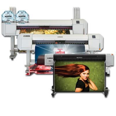 Eco / Solvent Printers